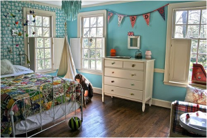 vintage style teen girls bedrooms2